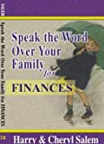 img - for Speak the Word Over Your Family for Finances (Speak the Word Over Your Family Devotionals) book / textbook / text book