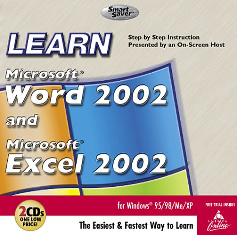 Learn Ms Word & Excel Xp (Jewel Case)