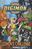 Digimon Leomon's Challenge (0141311487) by Whitman, John