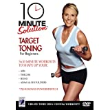 10 Minute Solution - Target Toning [Import anglais]par 10 Minute Solution