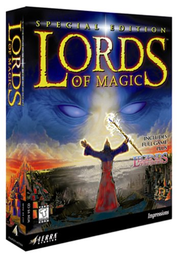 The Lords of Magic Special Edition combines the turn-based exploration and