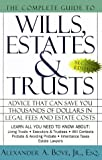 The Complete Book of Wills, Estates, and Trusts