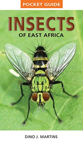Pocket Guide Insects of East Africa (Pocket Guides)