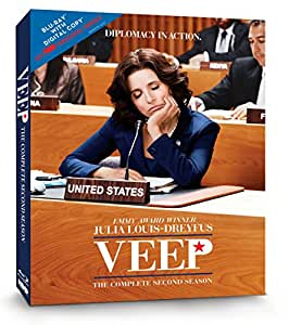 Veep: The Complete Second Season [Blu-ray + Digital Copy]