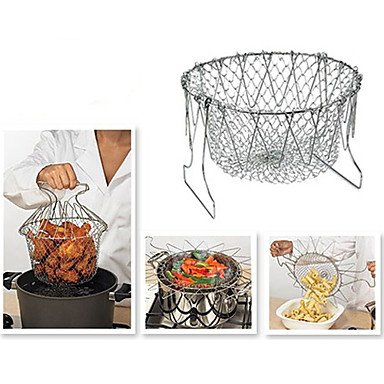 LLsai 12-in-1 Multipurpose Cooking Basket