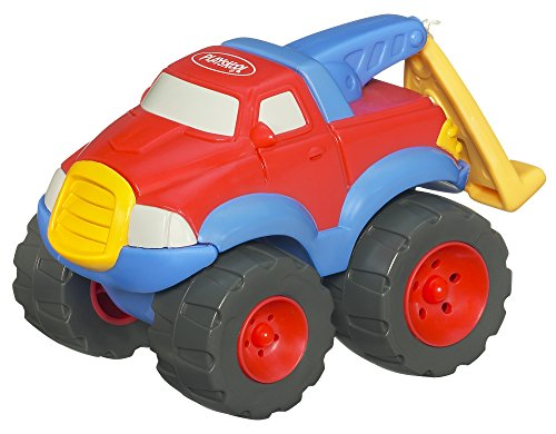 Playskool Play Favorites Rumblin Tow Truck - 1