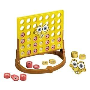 Connect 4 Spongebob Edition