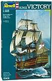 Revell Modellbausatz 05408 - H.M.S. Victory im Maßstab 1:225