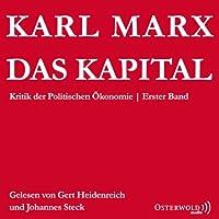Das Kapital: Kritik der Politischen Ökonomie Hörbuch