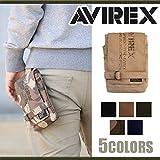 AVIREX アヴィレックス イーグル チョークバッグ ショルダーバッグ 無地 迷彩 メンズ レディース AVX341L avirex-003