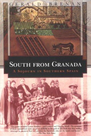 South from Granada (Kodansha Globe)