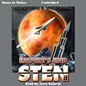 Empire's End: Sten, 8 | [Allan Cole, Chris Bunch]