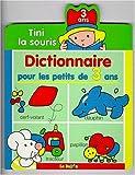 echange, troc  - Tini la souris : dictionnaire pour les petits (3 ans)