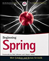Beginning Spring Front Cover