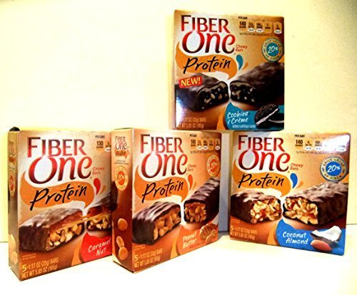 fiber-one-protein-chewy-bars-cookies-creme-peanut-butter-coconut-almond-caramel-nut-variety-pack-of-