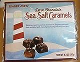Trader Joes Dark Chocolate Sea Salt Caramels