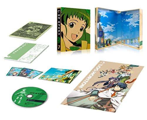 ログ・ホライズン 7 [DVD]