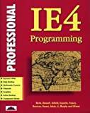 Professional Ie4 Programming (1861000707) by Enfield, Andrew