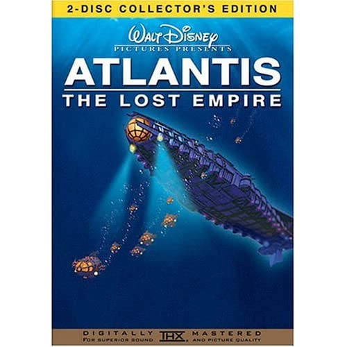 cover of Atlantis