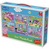 Peppa Pig 6 Jigsaw Puzzles
