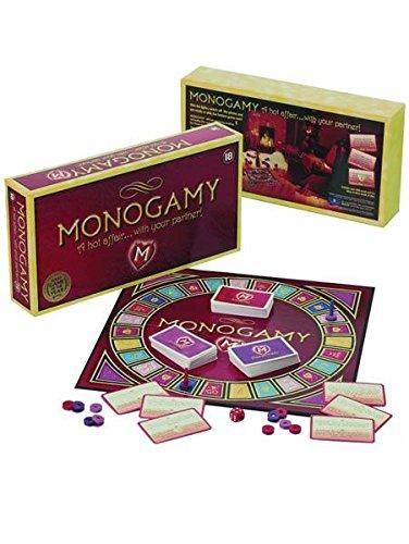 Creative Conceptions - Jeux de Société - Monogamy - Langue: anglais