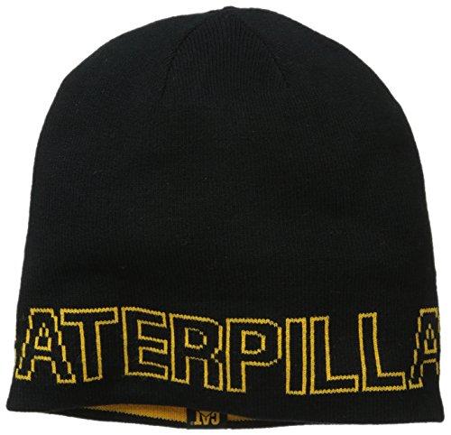caterpillar-mens-signature-logo-cap-black-one-size