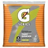 Gatorade Mix Pouches, Makes 2-1/2 Gal, 21 Oz., Lemon Lime