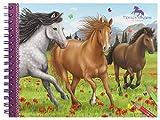 Depesche - Horses Dreams Colouring Book