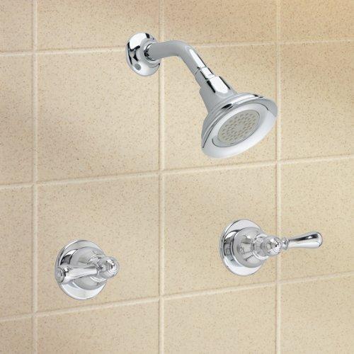 American Standard Hampton 2-Handle Tub and Shower Set