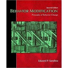 Behavior Modification: Principles of Behavior Change