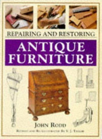 Repairing and Restoring Antique Furniture
