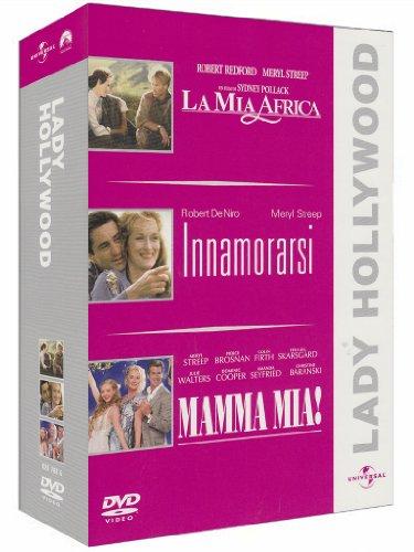Lady Hollywood - La mia Africa + Innamorarsi + Mamma mia! [3 DVDs] [IT Import]