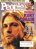 People Weekly, April 25, 1994, Vol. 41, No. 15: Nirvanas Kurt Cobain (1967-1994)