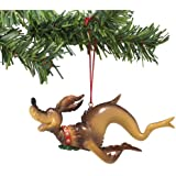 Dr. Seuss from Department 56 Dog Fish Ornament