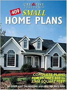 409 Small Home Plans Complete Plans For Homes 800 To 2 300 Square
