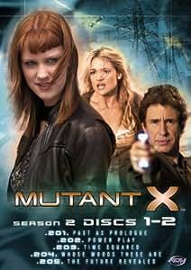 Mutant X: Season 2 Vol 2.1 [Import USA Zone 1]