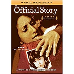The Official Story [Blu-ray]