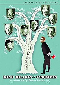 Kind Hearts and Coronets (The Criterion Collection)