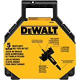 DEWALT DW1648 Self Feed Kit 5-Pieces