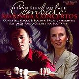 J. S. Bach - Marimba Concertos  J. S. Bach, Radio Symphony Orchestra Bucharest, Bogdan BACANU, Katarzyna Mycka (Classic Concert Records)