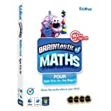 BRAINtastic Version 2 Maths FOURby Edalive