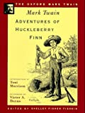 Adventures of Huckleberry Finn (1885) (Oxford Mark Twain) (0195101405) by Mark Twain