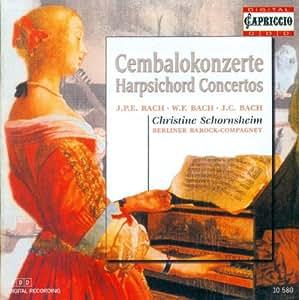 Bach C.P.E.: Keyboard Concert