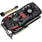 Asus AMD Radeon R9 290 DirectCU II OC Graphics Card (4GB, GDDR5, PCI Express 3.0)