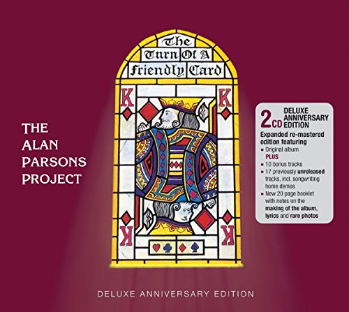 CD : Alan Parsons Project - Turn Of A Friendly Card: Legacy Edition (Hong Kong - Import, 2PC)