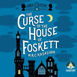 The Curse of the House of Foskett Hörbuch