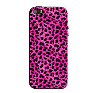 PINK PATTERN BACK COVER FOR APPLE IPHONE 5C