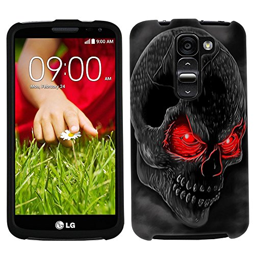 LG G2 Mini Red Eye Skull Case