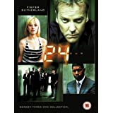 24: Season Three DVD Collection [DVD]by Kiefer Sutherland