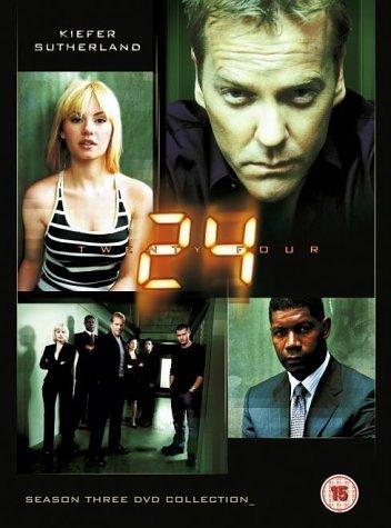 24 - Season 3 [DVD]